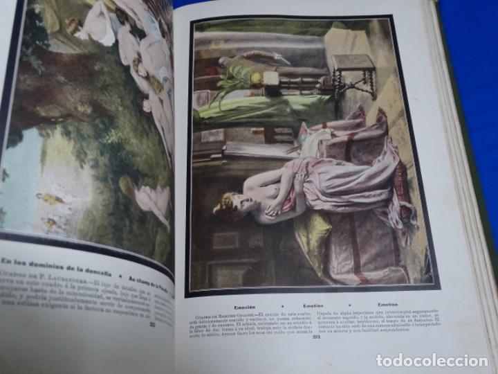 Libros de segunda mano: EL DESNUDO EN EL ARTE.L. B. CON LÁMINAS. - Foto 5 - 222086437