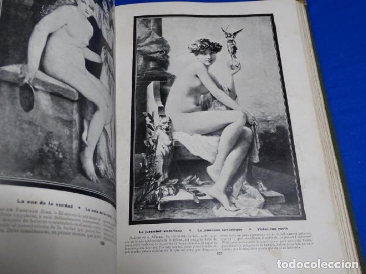 Libros de segunda mano: EL DESNUDO EN EL ARTE.L. B. CON LÁMINAS. - Foto 6 - 222086437