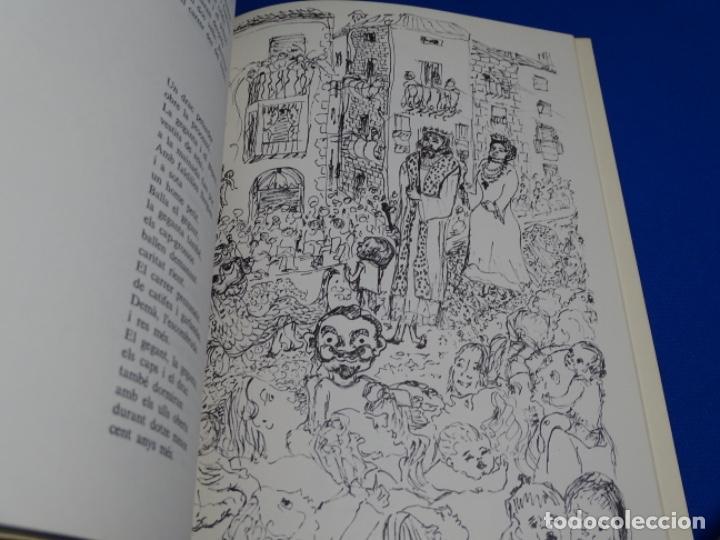 Libros de segunda mano: ATIBES.POEMAS IL-LUSTRATS.GLORIA MORERA.CON DEDICATORIA. - Foto 2 - 222170845