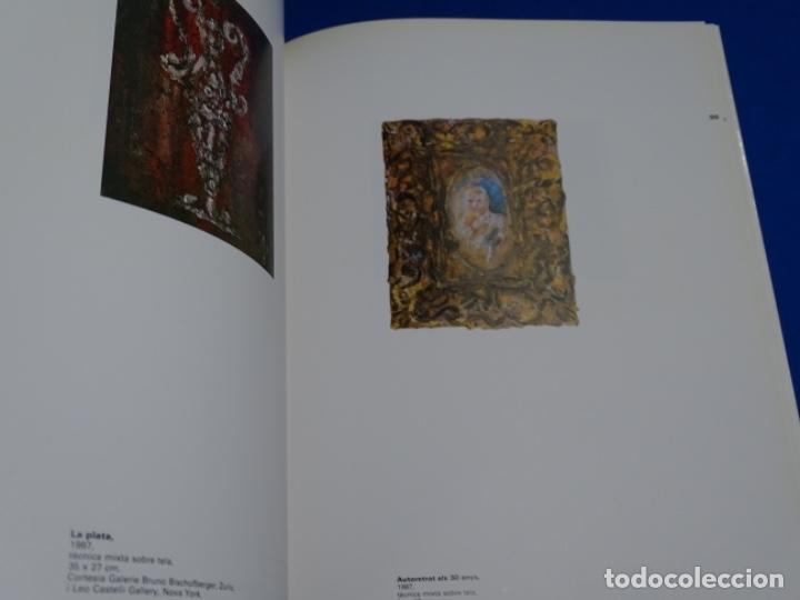 Libros de segunda mano: MIQUEL BARCELO.PINTURES DE 1985-1987.AJUNTAMENT DE BARCELONA. - Foto 2 - 222180182