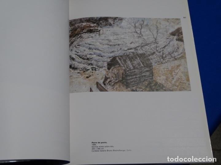 Libros de segunda mano: MIQUEL BARCELO.PINTURES DE 1985-1987.AJUNTAMENT DE BARCELONA. - Foto 4 - 222180182