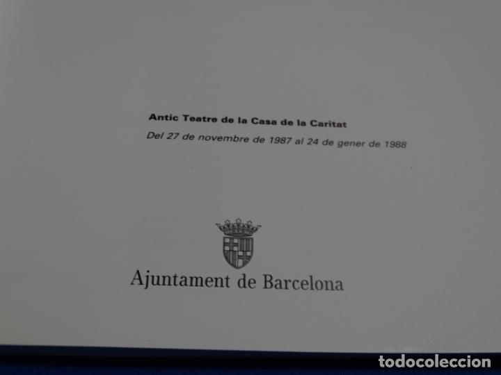 Libros de segunda mano: MIQUEL BARCELO.PINTURES DE 1985-1987.AJUNTAMENT DE BARCELONA. - Foto 6 - 222180182