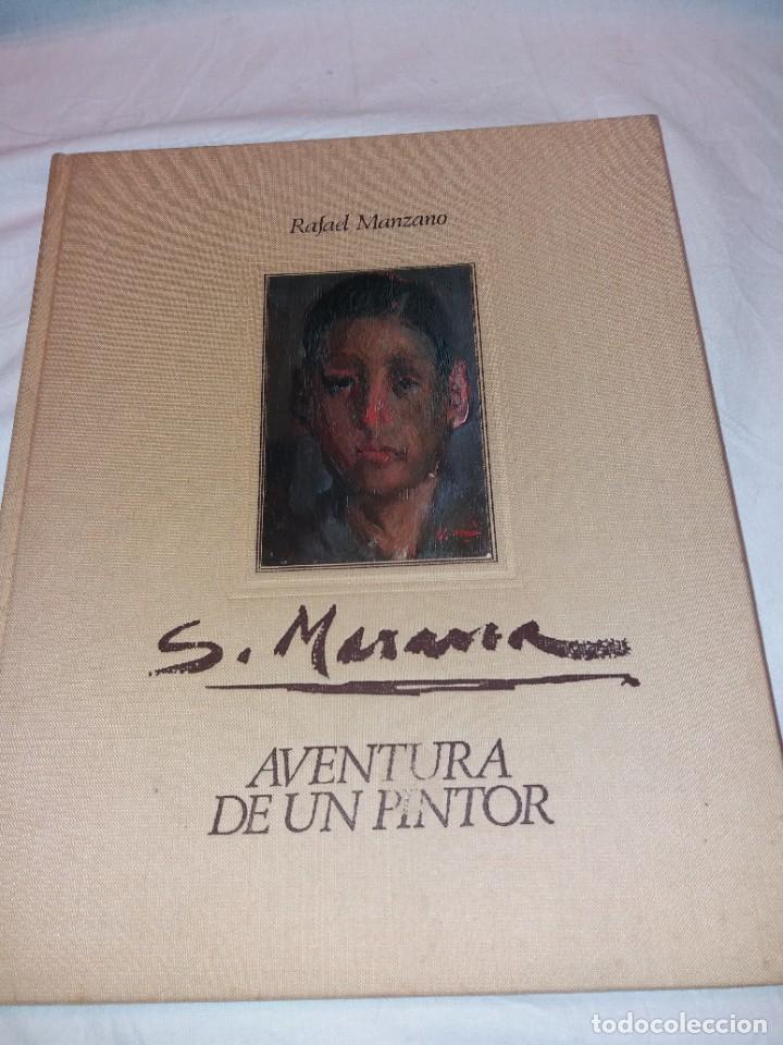 Libros de segunda mano: SALVADOR MASANA, AVENTURA DE UN PINTOR 1983. DIBUJO DEDICADO Y FIRMADO EN PRIMERA PAGINA - Foto 2 - 222324466