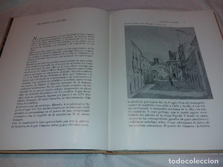 Libros de segunda mano: SALVADOR MASANA, AVENTURA DE UN PINTOR 1983. DIBUJO DEDICADO Y FIRMADO EN PRIMERA PAGINA - Foto 3 - 222324466