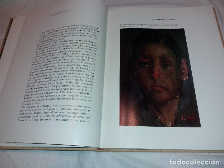 Libros de segunda mano: SALVADOR MASANA, AVENTURA DE UN PINTOR 1983. DIBUJO DEDICADO Y FIRMADO EN PRIMERA PAGINA - Foto 4 - 222324466