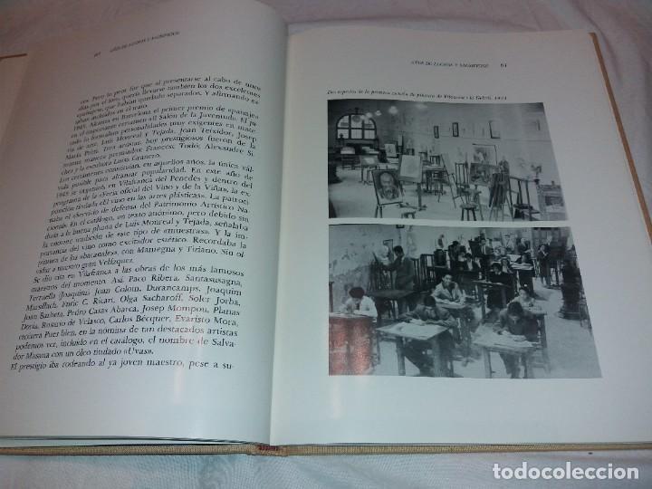 Libros de segunda mano: SALVADOR MASANA, AVENTURA DE UN PINTOR 1983. DIBUJO DEDICADO Y FIRMADO EN PRIMERA PAGINA - Foto 5 - 222324466