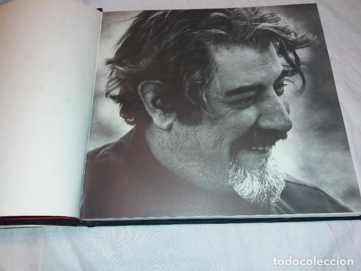 Libros de segunda mano: CUIXART. J.M. CABALLERO BONALD 1977, EDICIONES RAYUELA. - Foto 2 - 222327665