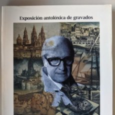 Libros de segunda mano: 1997 JULIO PRIETA NESPEREIRA - EXPOSICION ANTOLOXICA DE GRAVADOS - ALBA GRAFICA LA CORUÑA. Lote 222336618