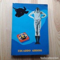 Libros de segunda mano: EDUARDO ARROYO, 20 AÑOS DE PINTURA, 1962-1982 (1982). Lote 222501680