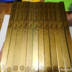 Libros de segunda mano: LUIS MONREAL TEJADA OBRAS MAESTRAS DE LA PINTURA (12 TOMOS) Q3387A. Lote 222652656
