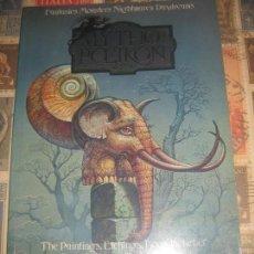 Libros de segunda mano: MYTHO POEIKON FANTASIES MONSTERS NIGHTMARES PATRICK WOODROFFE PRIMERA EDICION. Lote 222661400