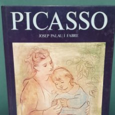 Libros de segunda mano: PICASSO EDICIÓ CENTENARIA 1881-1981 JOSEP PALAU I FABRE. Lote 222674703