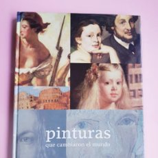 Libros de segunda mano: LIBRO-PINTURAS QUE CAMBIARON EL MUNDO-BBVA-PRECINTADO-VER FOTOS. Lote 222712730