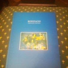 Libros de segunda mano: BONIFACIO.PERSONAJES Y MÁSCARAS.TEXTO CABRERA INFANTE Y JOSE LUIS MERINO. ARTE GESTIÓN 2004. Lote 222714697