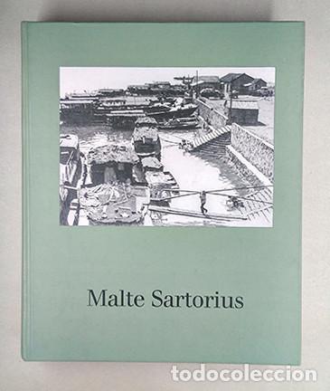 MALTE SARTORIUS. WERKVERZEICHNIS DER DRUCKGRAPHIK - CATÁLOGO RAZONADO DE GRABADOS 1987-1994. FIRMADO (Libros de Segunda Mano - Bellas artes, ocio y coleccionismo - Pintura)
