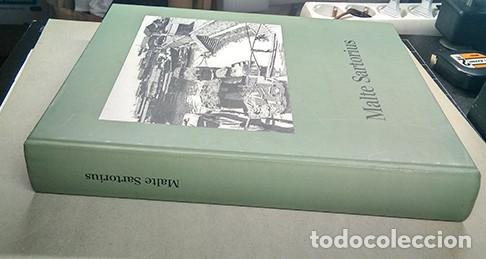 Libros de segunda mano: Malte Sartorius. Werkverzeichnis der Druckgraphik - Catálogo razonado de grabados 1987-1994. Firmado - Foto 3 - 222715768
