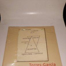 Libros de segunda mano: TORRES GARCÍA A LES SEVES CRUILLES. CATÀLEG EXPO MNAC. Lote 222843983