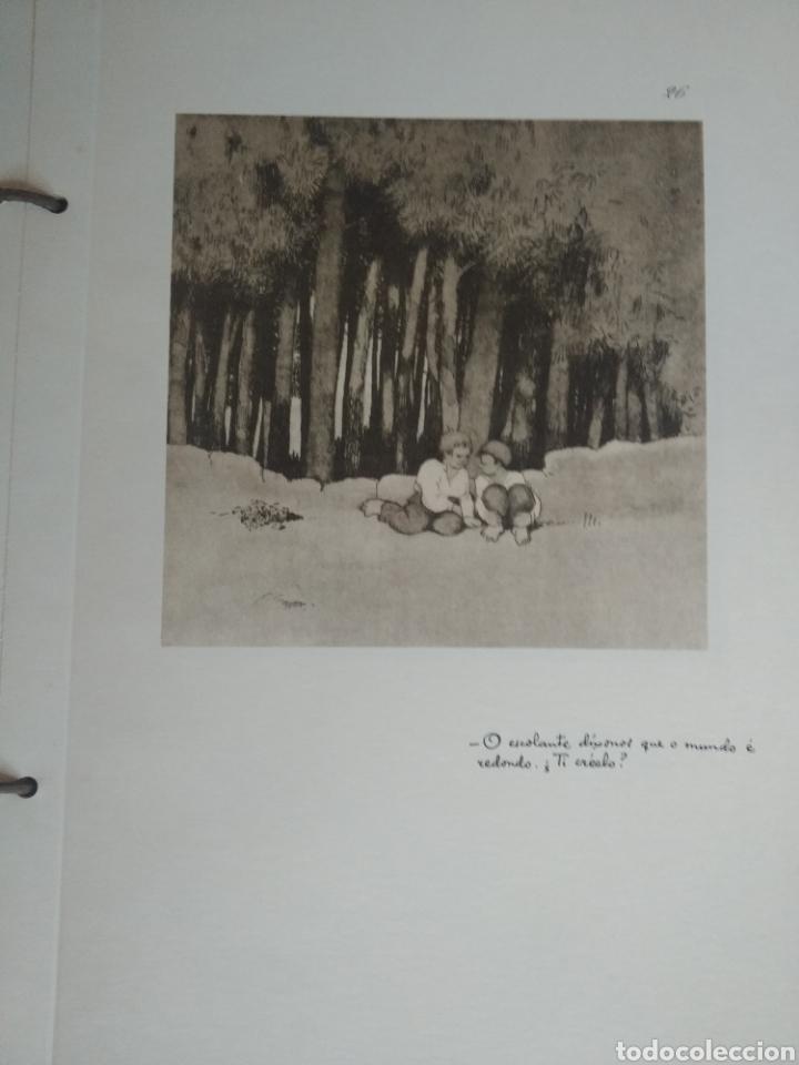 Libros de segunda mano: CASTELAO. Nós. Edición facsímil 1975. Akal - Foto 4 - 223085083