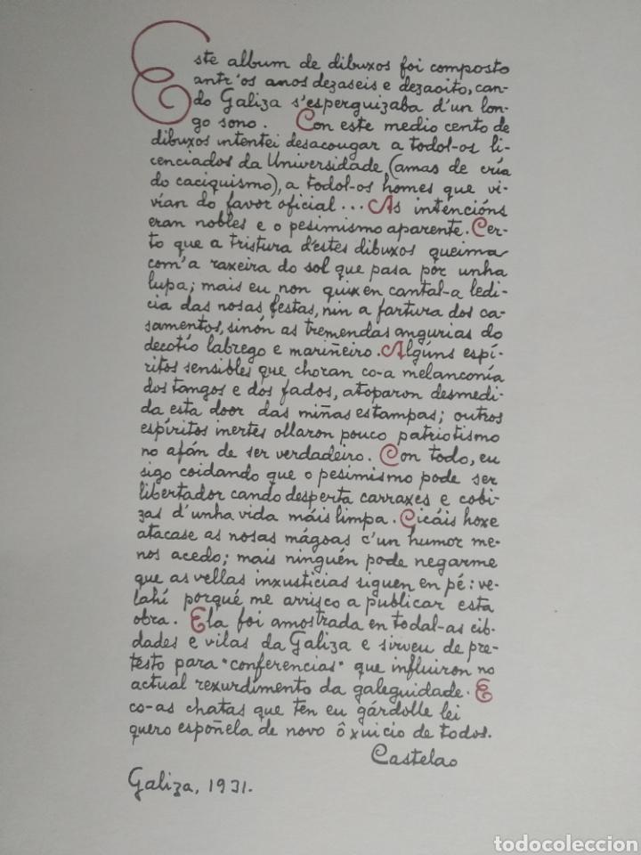 Libros de segunda mano: CASTELAO. Nós. Edición facsímil 1975. Akal - Foto 5 - 223085083
