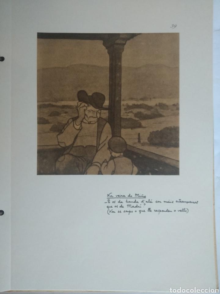 Libros de segunda mano: CASTELAO. Nós. Edición facsímil 1975. Akal - Foto 6 - 223085083