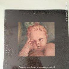 Libri di seconda mano: PINTURAS MURALES DE LA ESCALERA PRINCIPAL : MONASTERIO DE LAS DESCALZAS REALES DE MADRID. Lote 223086005