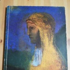 Libros de segunda mano: ODILON REDON - COLECCIÓN IAN WOODNER / FUNDACIÓN JUAN MARCH. ENERO, 1990. Lote 223410583