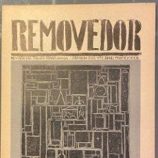 Libros de segunda mano: REMOVEDOR. REVISTA DEL TALLER TORRES-GARCÍA. N. 5, JUNIO 1945. JOAQUÍN TORRES-GARCÍA. Lote 223475985