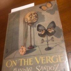 Libros de segunda mano: MAURICI SÁNDOZ 1950 ILLUSTRATED BY SALVADOR DALI. Lote 223530131