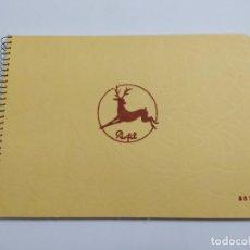 Libros de segunda mano: CUADERNO PERFIL, AÑOS 70.. Lote 223866195