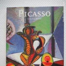 Libros de segunda mano: CARSTEN-PETER WARNCKE, PICASSO, 1ªEDICIÓN 1998. TASCHEN. ED. ESPECIAL FRANCE TELECOM.. Lote 223928433