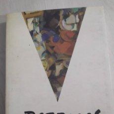Libros de segunda mano: BARRADAS. EXPOSICIÓN ANTOLÓGICA 1890-1929. Lote 224000326