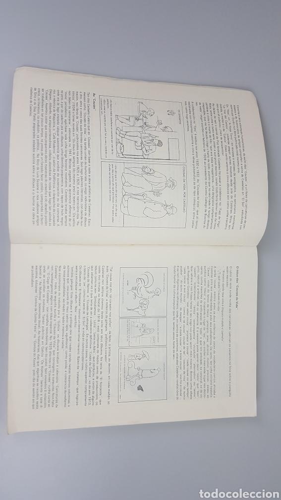 Libros de segunda mano: 175 DIBUXOS DE CASTELAO. PRIMERA EDICIÓN 1976. EDICIÓN ESPECIAL NUMERADA 7743. - Foto 5 - 224057188