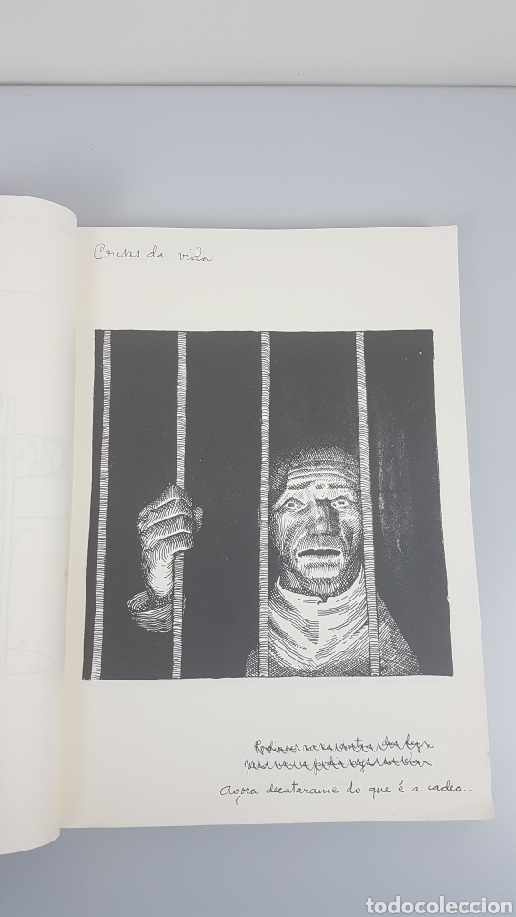 Libros de segunda mano: 175 DIBUXOS DE CASTELAO. PRIMERA EDICIÓN 1976. EDICIÓN ESPECIAL NUMERADA 7743. - Foto 6 - 224057188