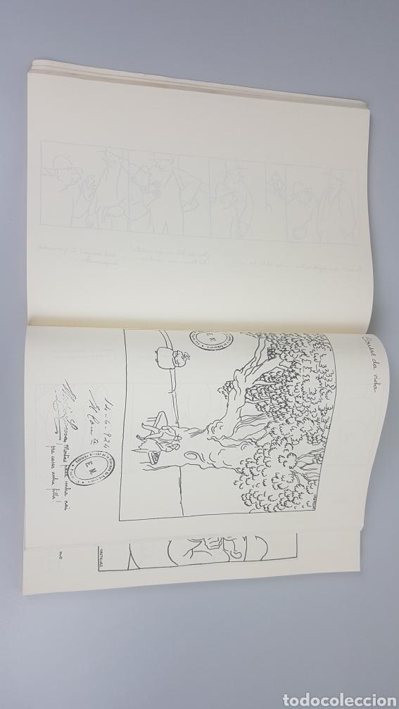 Libros de segunda mano: 175 DIBUXOS DE CASTELAO. PRIMERA EDICIÓN 1976. EDICIÓN ESPECIAL NUMERADA 7743. - Foto 8 - 224057188