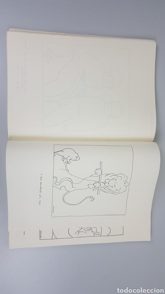 Libros de segunda mano: 175 DIBUXOS DE CASTELAO. PRIMERA EDICIÓN 1976. EDICIÓN ESPECIAL NUMERADA 7743. - Foto 9 - 224057188