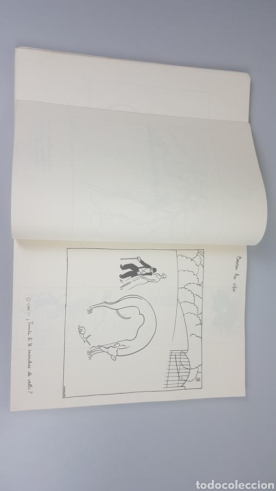 Libros de segunda mano: 175 DIBUXOS DE CASTELAO. PRIMERA EDICIÓN 1976. EDICIÓN ESPECIAL NUMERADA 7743. - Foto 10 - 224057188