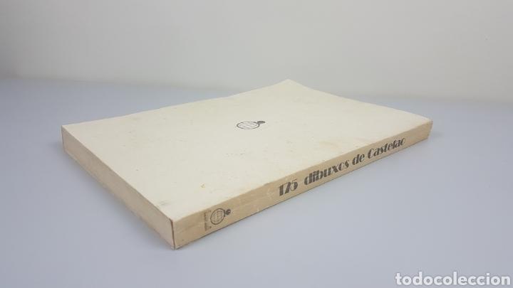 Libros de segunda mano: 175 DIBUXOS DE CASTELAO. PRIMERA EDICIÓN 1976. EDICIÓN ESPECIAL NUMERADA 7743. - Foto 13 - 224057188
