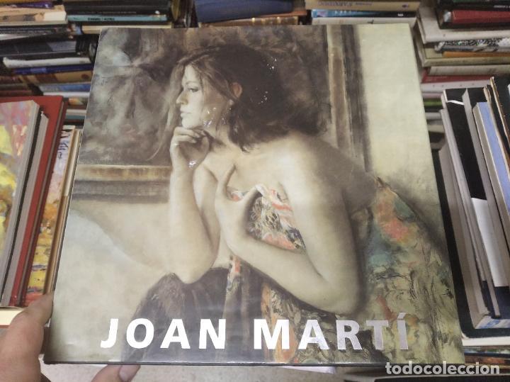 Libros de segunda mano: JOAN MARTÍ. OBRES . ART 85 . 1ª EDICIÓN 1994. DIBUJO ,DEDICATORIA Y FIRMA ORIGINAL DE JOAN MARTÍ - Foto 2 - 224126688
