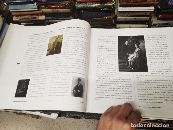 Libros de segunda mano: JOAN MARTÍ. OBRES . ART 85 . 1ª EDICIÓN 1994. DIBUJO ,DEDICATORIA Y FIRMA ORIGINAL DE JOAN MARTÍ - Foto 8 - 224126688