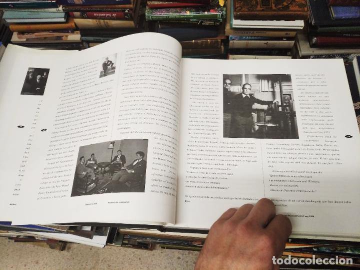 Libros de segunda mano: JOAN MARTÍ. OBRES . ART 85 . 1ª EDICIÓN 1994. DIBUJO ,DEDICATORIA Y FIRMA ORIGINAL DE JOAN MARTÍ - Foto 10 - 224126688