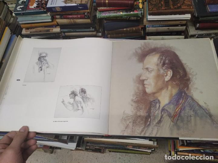 Libros de segunda mano: JOAN MARTÍ. OBRES . ART 85 . 1ª EDICIÓN 1994. DIBUJO ,DEDICATORIA Y FIRMA ORIGINAL DE JOAN MARTÍ - Foto 24 - 224126688