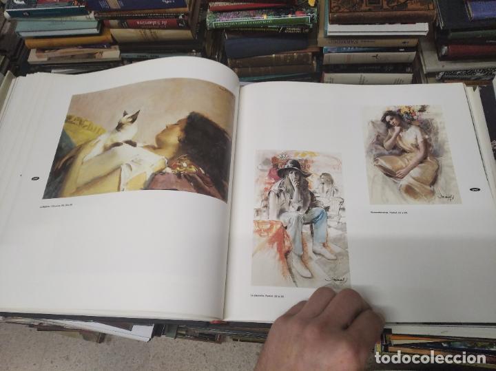 Libros de segunda mano: JOAN MARTÍ. OBRES . ART 85 . 1ª EDICIÓN 1994. DIBUJO ,DEDICATORIA Y FIRMA ORIGINAL DE JOAN MARTÍ - Foto 34 - 224126688