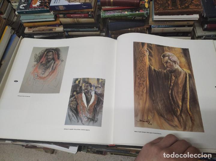 Libros de segunda mano: JOAN MARTÍ. OBRES . ART 85 . 1ª EDICIÓN 1994. DIBUJO ,DEDICATORIA Y FIRMA ORIGINAL DE JOAN MARTÍ - Foto 38 - 224126688