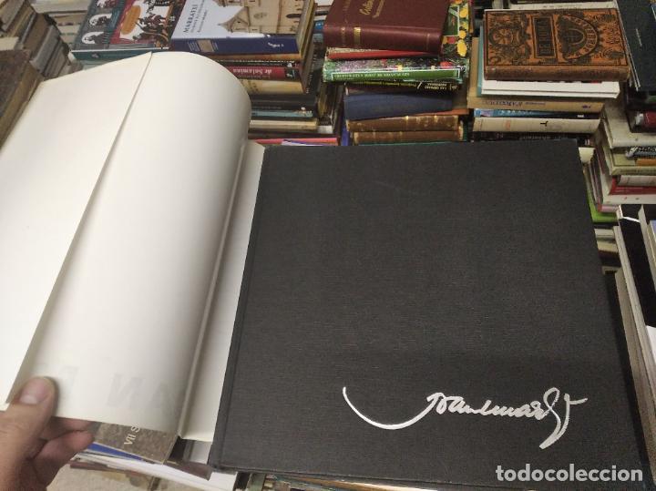 Libros de segunda mano: JOAN MARTÍ. OBRES . ART 85 . 1ª EDICIÓN 1994. DIBUJO ,DEDICATORIA Y FIRMA ORIGINAL DE JOAN MARTÍ - Foto 41 - 224126688