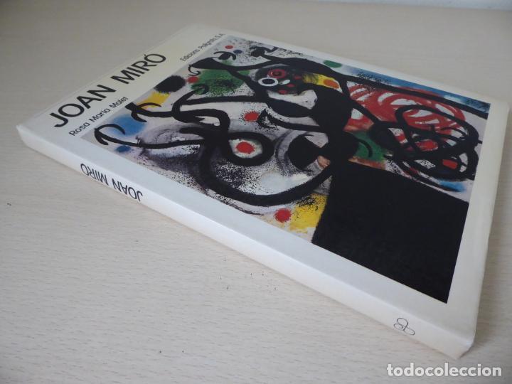 Libros de segunda mano: Joan Miró, per Rosa Maria Malet - Edicions Polígrafa 1983, 128 pàgines - Foto 2 - 224140355