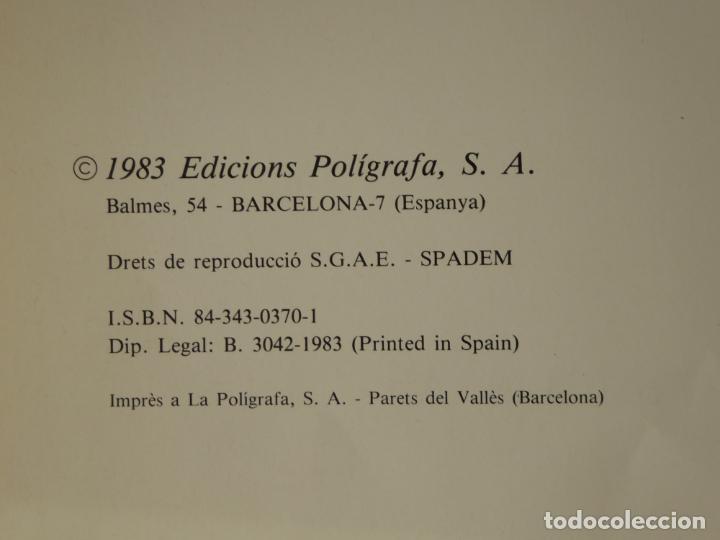 Libros de segunda mano: Joan Miró, per Rosa Maria Malet - Edicions Polígrafa 1983, 128 pàgines - Foto 4 - 224140355