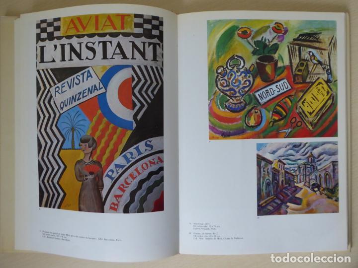 Libros de segunda mano: Joan Miró, per Rosa Maria Malet - Edicions Polígrafa 1983, 128 pàgines - Foto 6 - 224140355