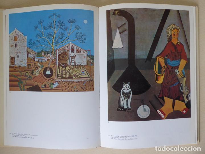 Libros de segunda mano: Joan Miró, per Rosa Maria Malet - Edicions Polígrafa 1983, 128 pàgines - Foto 7 - 224140355