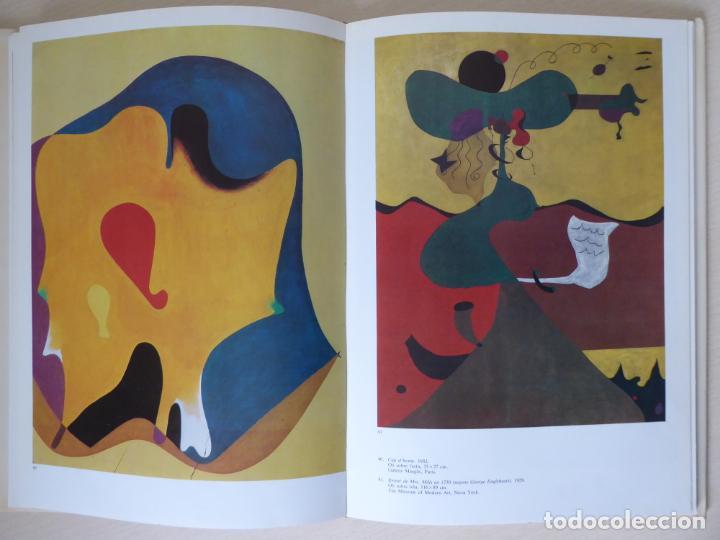 Libros de segunda mano: Joan Miró, per Rosa Maria Malet - Edicions Polígrafa 1983, 128 pàgines - Foto 8 - 224140355