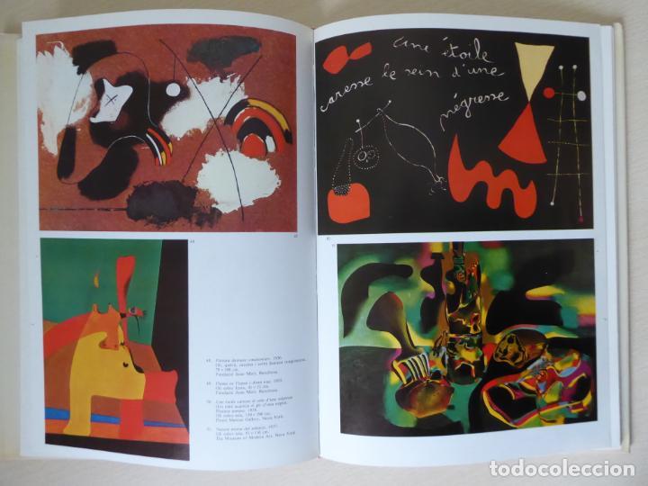 Libros de segunda mano: Joan Miró, per Rosa Maria Malet - Edicions Polígrafa 1983, 128 pàgines - Foto 9 - 224140355
